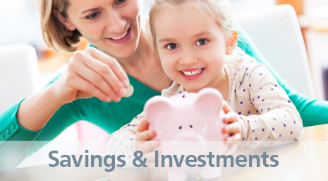 Savings and Investments Donegal